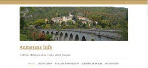 site web aumessas.info